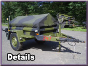 Armytrailer Trailer HMK M92 0,5t